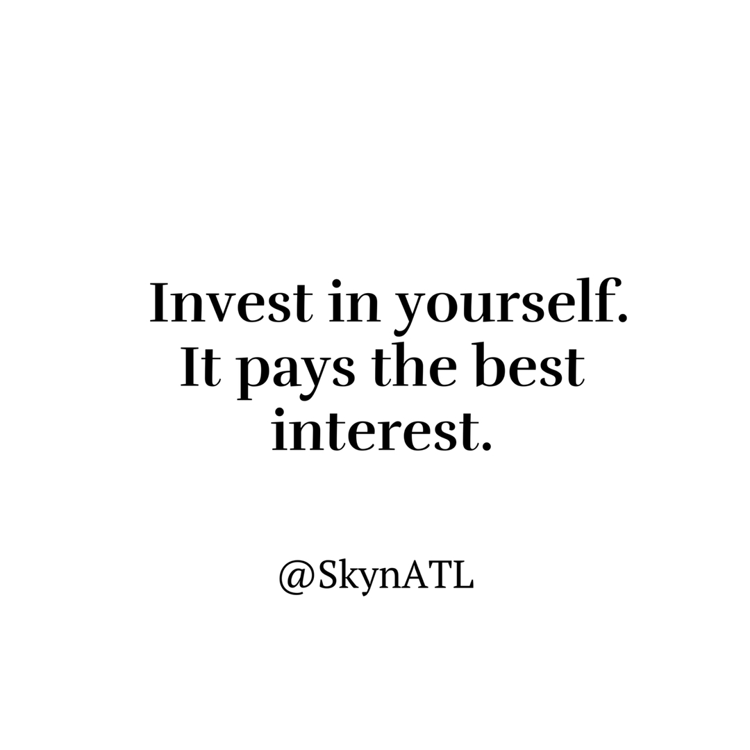 The more you have on the inside, the more you'll be able to give.   . . . . . . #Femaleentrepreneur #Girlgang #fempire #businessbabe #Skynatl #blackowned #blackbusiness #blackcreatives #buyblack #blackgirlmagic #blackmua #blackpmu #womeninbusiness #femalehustler #igquotes #pic.twitter.com/0w46oTXeZe