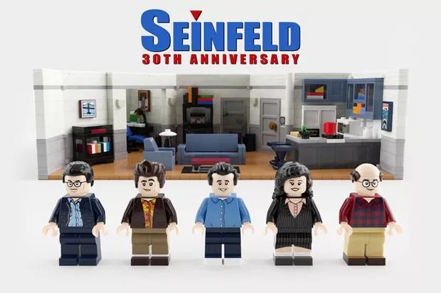 Atenção, fãs de Seinfield! A LEGO anunciou que lançará uma coleção inspirada na série, com os 5 personagens principais! Confira:  https://t.co/Aa7SbzlPVP https://t.co/XtotmuAIzo