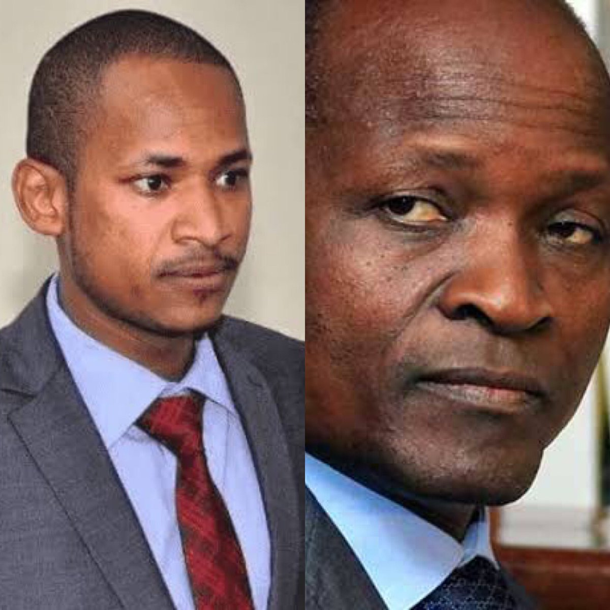 IF a teacher shot a child & it was caught on CCTV,should the headteacher wait for the court ruling to expel him? IF a teacher impregnated & then murdered a girl,should the headteacher wait for the court verdict to fire him? ODM:why is Babu an MP and Obado a Governor?@RailaOdinga https://t.co/Ubn4viPNTG