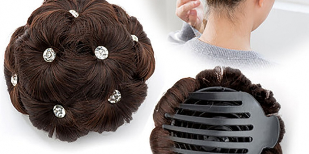 #BESTSeller #tagsforlikes Hair Curly Chignon Bun Donut Clip In Hairpiece Extensions pic.twitter.com/oaanAW4mPg