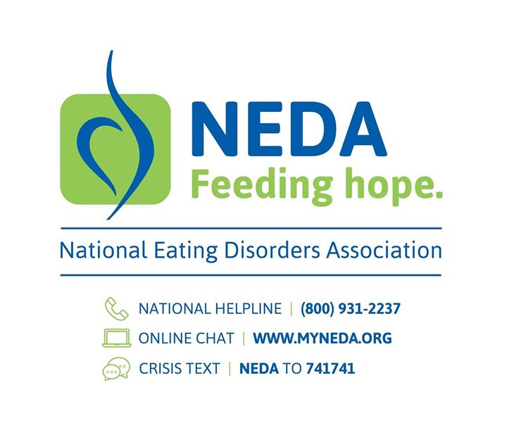 "NEDA on Twitter: ""Help is here if you need it. Reach out to the NEDA Helpline to talk to somebody for information, resources, and support. Contact us by phone (1-800-931-2237) or click-to-chat ("