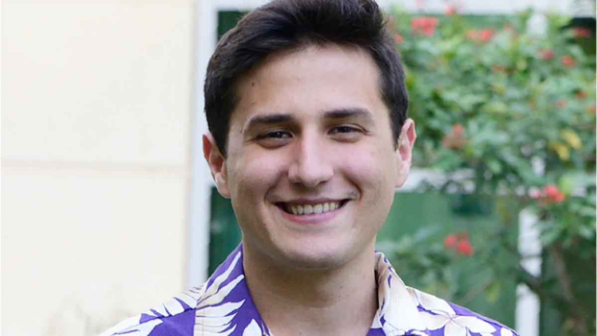Were proud of Juan Canoura, an IFRI grad student, @OJPNIJ STEM Fellow, AND most recently named an @FIU 2020 Outstanding Student Life Awards - Outstanding Graduate Scholar Award! #RealWork #RealResults @FIUCASE