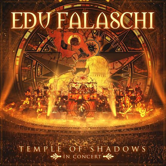 """Música   Notícia boa para os headbangers BR's, o show """"Temple Of Shadows In Concert"""" chegará em DVD, Blu-ray e CD. O vocalista @edufalaschi liberou o trailer do trabalho gravado em São Paulo no ano de 2019. \m/ Via: @Whiplash_Net  https://youtu.be/q_DDU3pqDbkpic.twitter.com/MieQEDeP5E"""