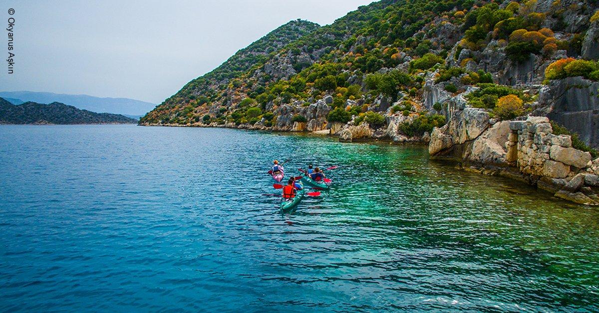 """WWF_TURKIYE on Twitter: """"🏞#Kaş ve çevresindeki turizm talebi sıradan bir  turizm talebi değil. Özellikle deniz altı dalış ve doğaya dayalı alternatif  turizm beklentisi olanlar Kaş ve çevresini tercih ederler. Alanın tüm  değerlerini"""
