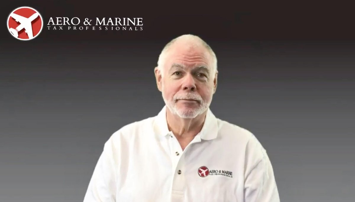 Aero & Marine Tax Professionals shows purchasers how to avoid aircraft tax and vessel tax in California.   https://t.co/l6zMbQfyVX  #aviation #airplane #planes #jets #aircraft #pilot #helicopters #boats  #vessels #sailing #yachts #businessaviation #bizav https://t.co/WIT1w0ssOd