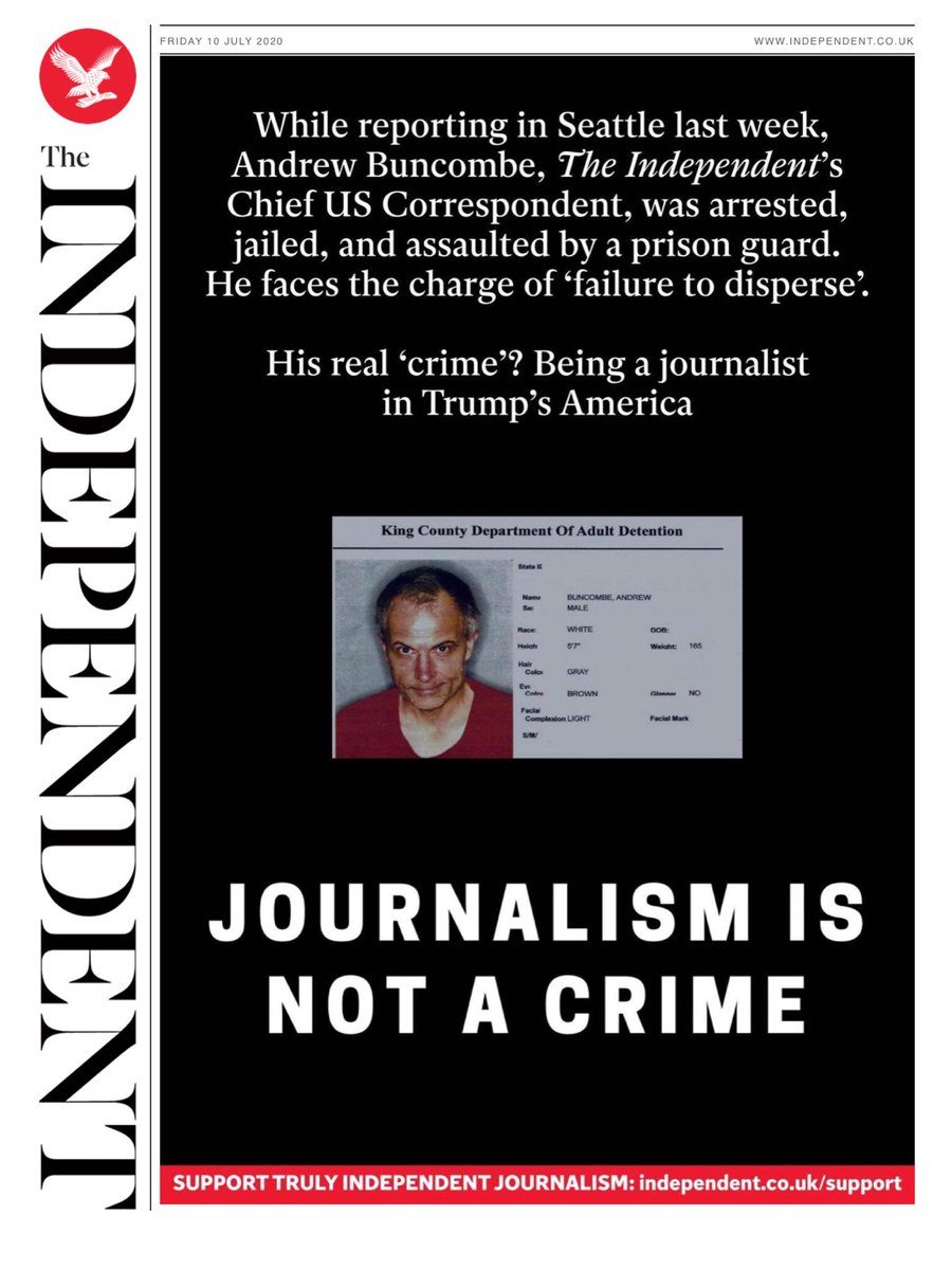 Wow - what a front page! @Independent