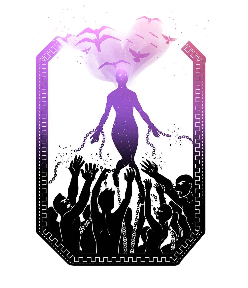 Your Dreams will set you Free... Abstract concept artwork for a festival contest (Didn't win ) Try harder next time #comics #webcomic #oc #commission #marvel #dc #manga #anime #webtoon #comicart #sketch #illustration #digitalart #fanart #artwork #art #instart #contestpic.twitter.com/N26RCiZUbh