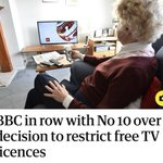 """Image for the Tweet beginning: """"How dare the BBC stop"""