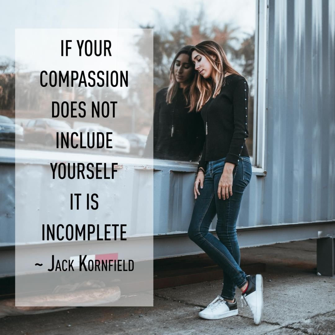 If your compassion does not include yourself, it is incomplete... -Jack Kornfield https://t.co/jbRcp8BHEA . . . #compassion #kindness #mindfulness #meditation #bepresent #powerofnow #Love #zen #wellbeing #wellness #mominbusiness #womeninbusiness #workingmomlife #authenticself https://t.co/A1ehzJxhPh