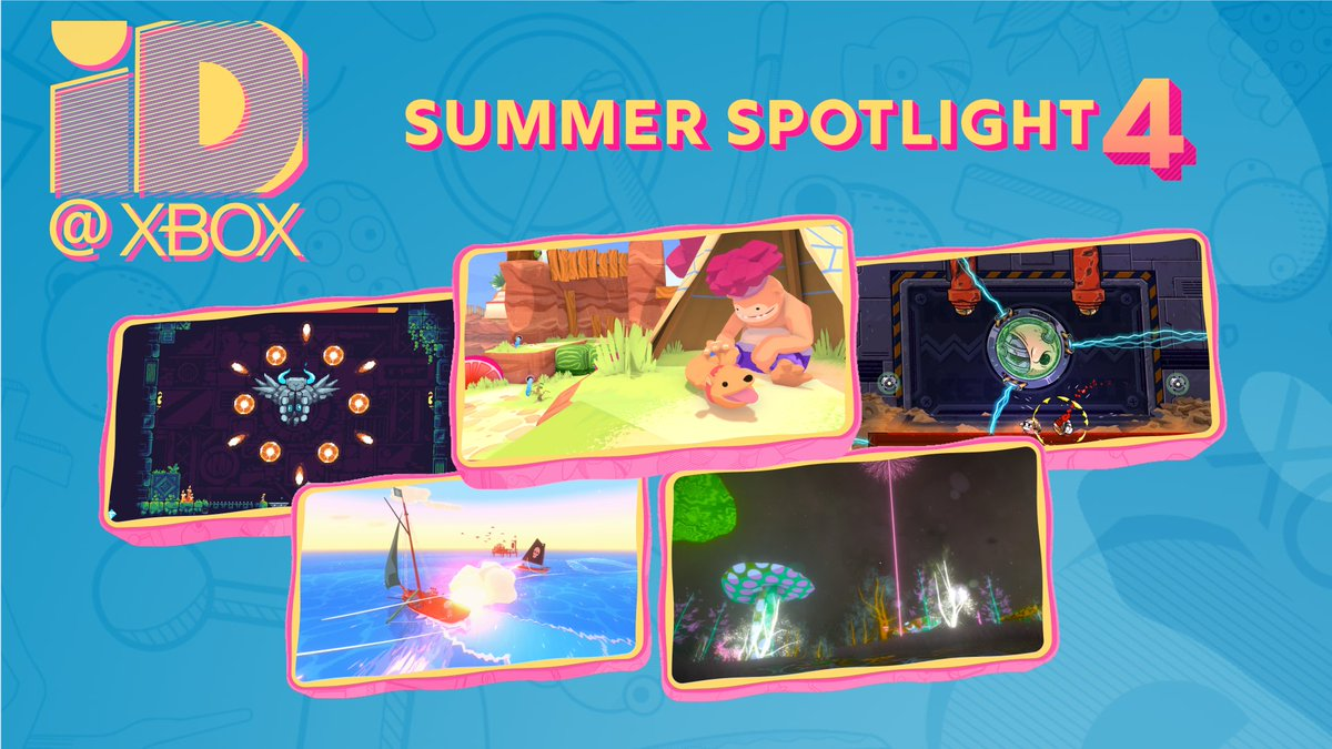 Roguelikes.  Randomly generated levels.  Really cool games.  Ready?   Watch the fourth @ID_Xbox Summer Spotlight  https://t.co/Nqa8vc0bje https://t.co/mwxi7ZCS6b