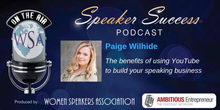 Video Marketing for Speakers @PaigeMediaCo on Speaker Success Podcast https://t.co/fcJv7spbJp #videomarketing #womeninbusiness https://t.co/dheznEyEbX