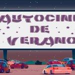 Image for the Tweet beginning: Vuelve el Autocine de Verano