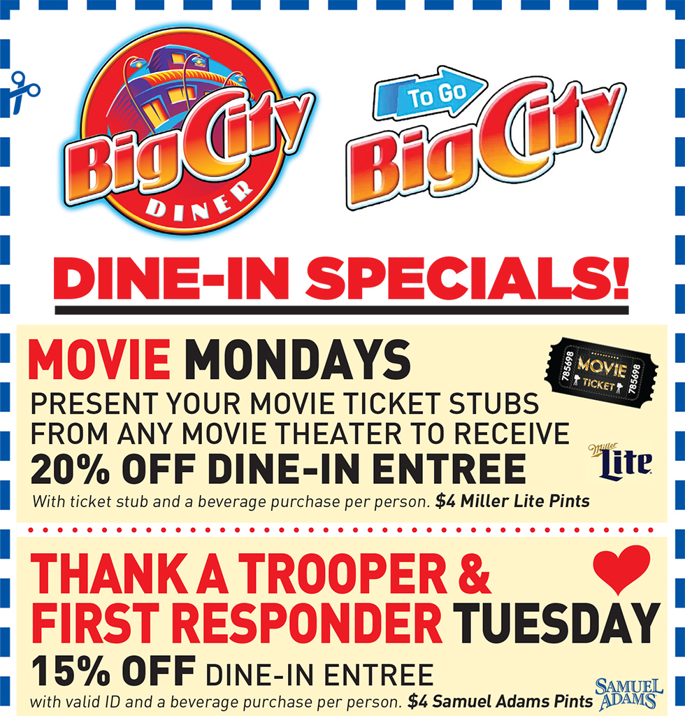 Don't miss these AWESOME👍WEEKDAY SPECIALS (limited time only) at @BigCityDiner at @KailuaNEWS @Pearlridge @WindwardMall @KaimukiHawaii & @WaipioCenter #BigCityDiner #Kaimuki #Kailua #DiningOutHawaii #HawaiiBusinesses #SupportLocalBusinesses  #HawaiiFoodie https://t.co/EaOcETDT1U