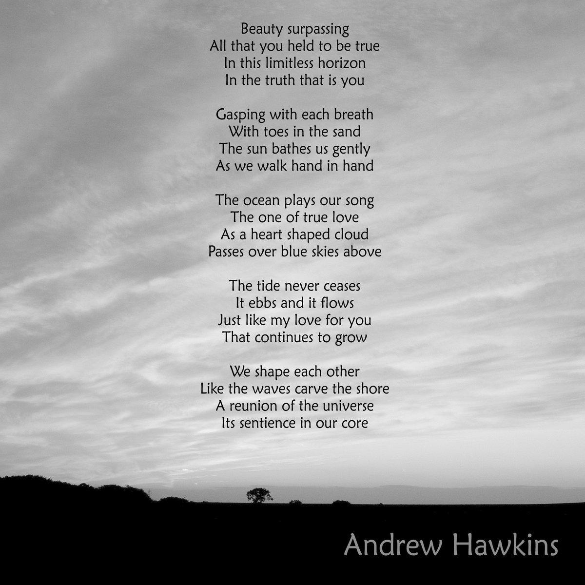 ~Ebb & Flow~ #poem #poetry