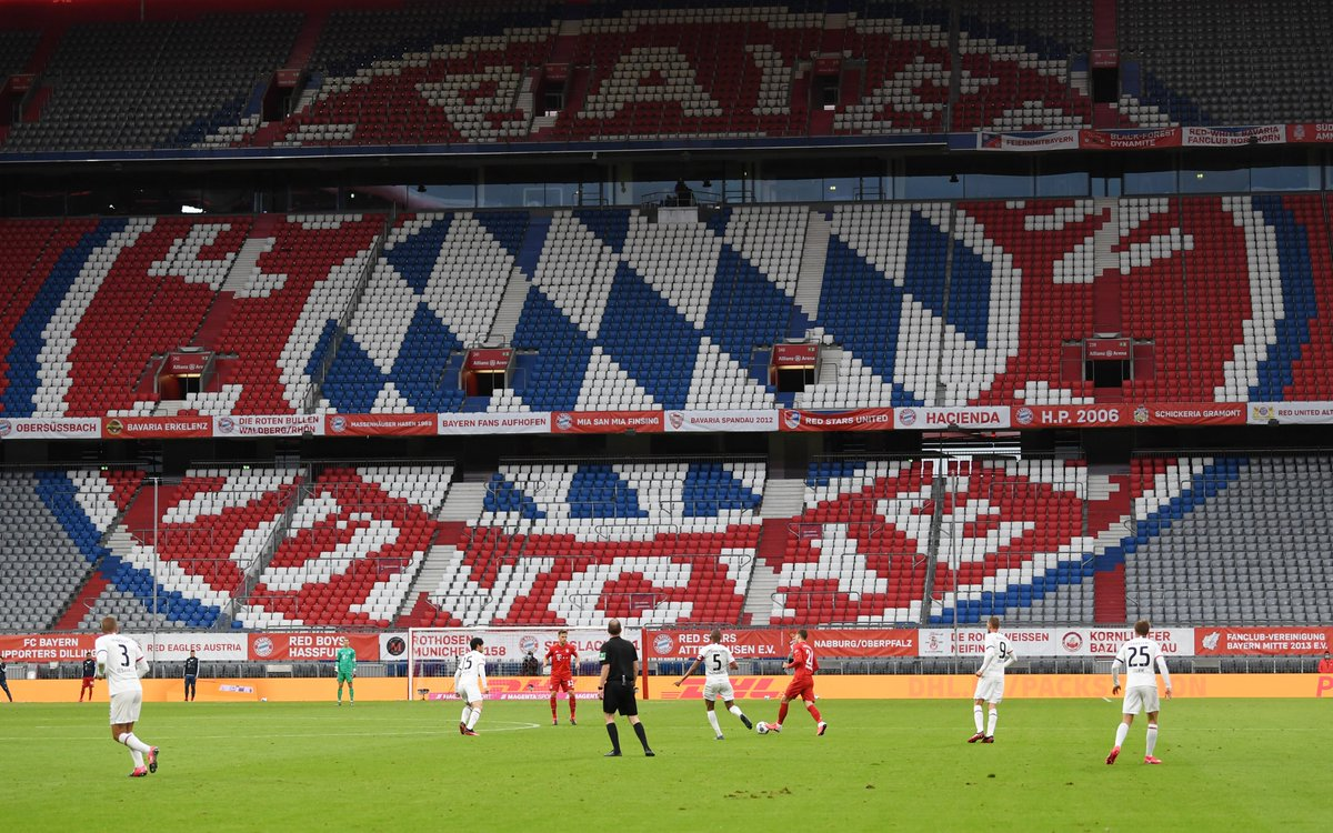 🏟️ The #UEFAExCo decided that the remaining #UCL and #UEL round of 16 second-leg matches will be played at home teams' stadiums – where they are currently playing domestic matches in their own stadiums, and where travelling is possible without restrictions for the visiting clubs. https://t.co/xbhSN3Rat8