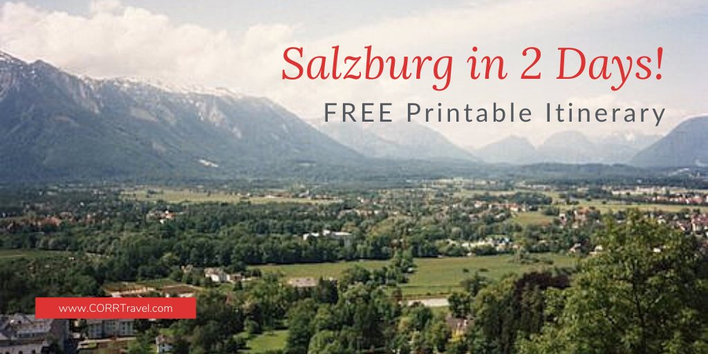 #Austria #solotravel! Visit #Salzburg & #Hallstatt with this great, budget #travelguide and 2-day itinerary, perfect for first-time solo #traveler, budget or not! By @CorrTravel   https://buff.ly/37WnXQG   #corrtravel #budgettravel #travelgram #wanderlustpic.twitter.com/b47yNgWwVM