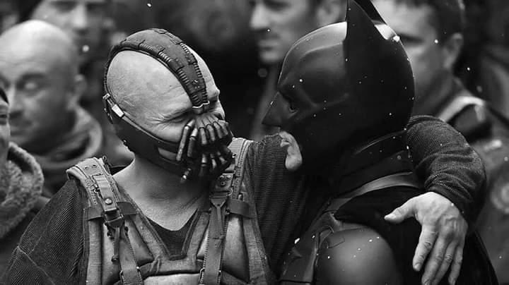 Shots from Dark Knight Trilogy, 2005 - 2012 dir. Christopher Nolan <br>http://pic.twitter.com/Dc3hkX1q6w
