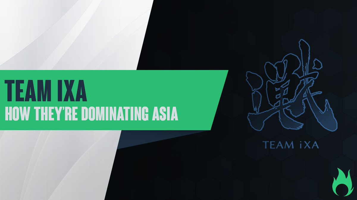 The Kickoff, hosted by @APL_Esports, will be taking place this weekend as the biggest @RLEsports Asian event to date. In our latest feature, @notblondemonkey takes a look at how @esports_TeamiXA have been dominating the region leading up to the event! octane.gg/news/how-team-…
