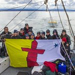 Image for the Tweet beginning: Happy #NunavutDay2020! Wishing our friends,