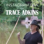 Image for the Tweet beginning: Join us on Trace's Instagram