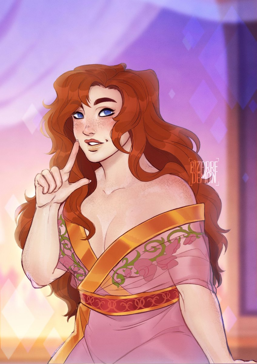 I miss her  #thearcanagame #portiadevorak #thearcanafanart  @artists_helpingpic.twitter.com/xbNTGV0EHj