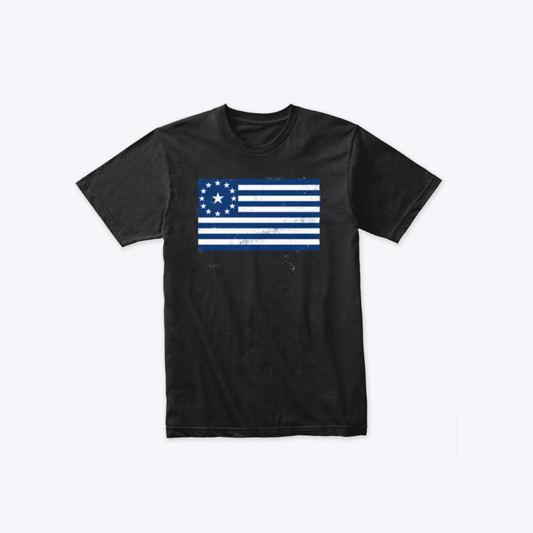 It's high time we got some merch up in here. I'll be dumping designs up here from time to time. Thought it would be fitting to start with the 1877 Deseret Flag.  https://teespring.com/stores/deseret-nation…  #DezNatpic.twitter.com/eXwwWUlPHh