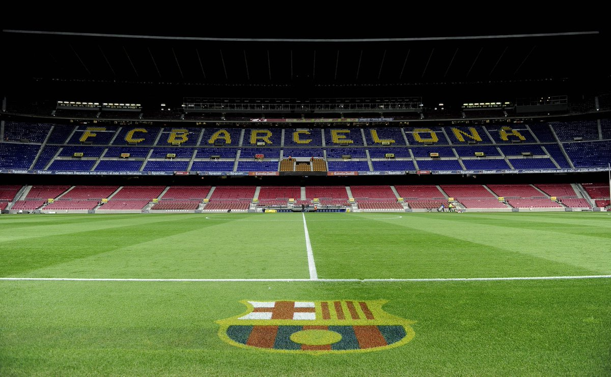 Official:  Barca vs Napoli will be played at Camp Nou.  Home 💙❤ https://t.co/KcXwdvvfzY