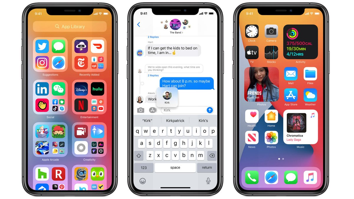 How to get the iOS 14 public beta on your iPhone right now