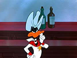 classic cartoon idea Ren & Stimpy revived & industry never followed was if characters r strong, can b put in variety of settings - Daffy could b cowboy in 1 episode, Robin Hood in another TV prefers conservative sitcom-y show bible rule there MUST b permanent setting / arena
