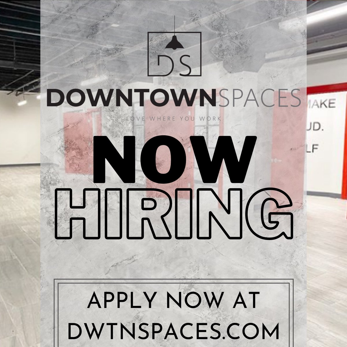 Come join an inspirational, motivational, and growing co-working space. ⠀ ⠀ We are now hiring! ⠀ ⠀ Hourly rates, plus commission, and you also get a free shared space when you work with us. ⠀ ⠀ #elpaso #915 #lascruces #work ⠀  ⠀