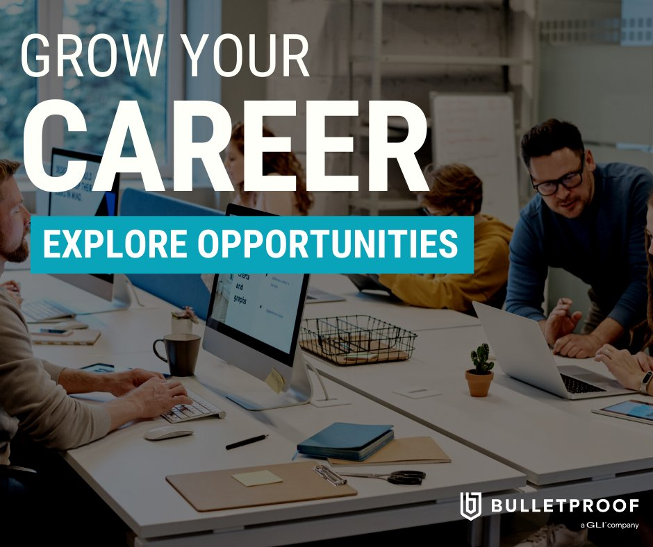 Looking to grow your career? Work with world-class IT specialists and some of the most renowned technology partners in the world like #Microsoft! Explore Opportunities:   https:// hubs.ly/H0s9X4_0     #JoinOurTeam #BulletproofProud<br>http://pic.twitter.com/Q4Ap1fXAkZ