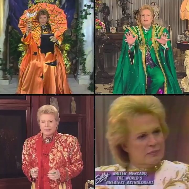 Replying to @contodonetflix: I think we call agree that Walter Mercado