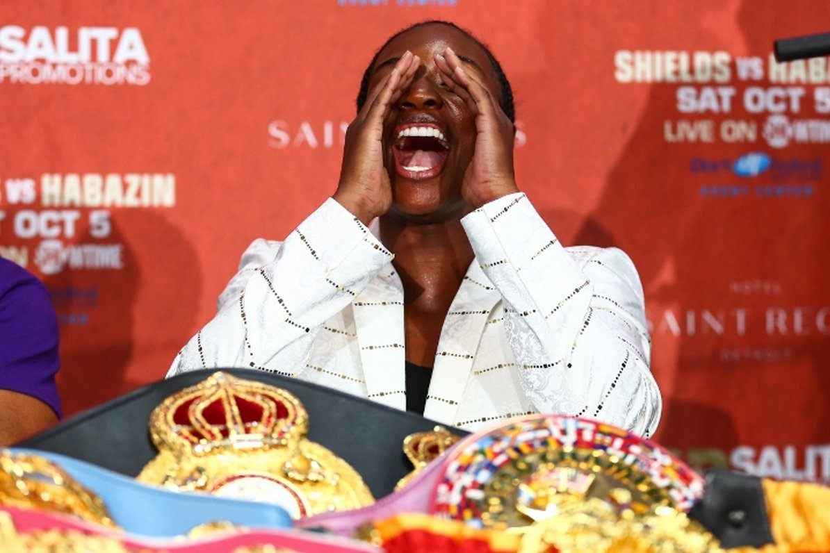 test Twitter Media - Could adding 60 more seconds to the clock in women's boxing result in more KO's? @claressashields thinks so, demands equality in women's boxing.  https://t.co/NjX1yln0mO https://t.co/cOE2BNGpXo