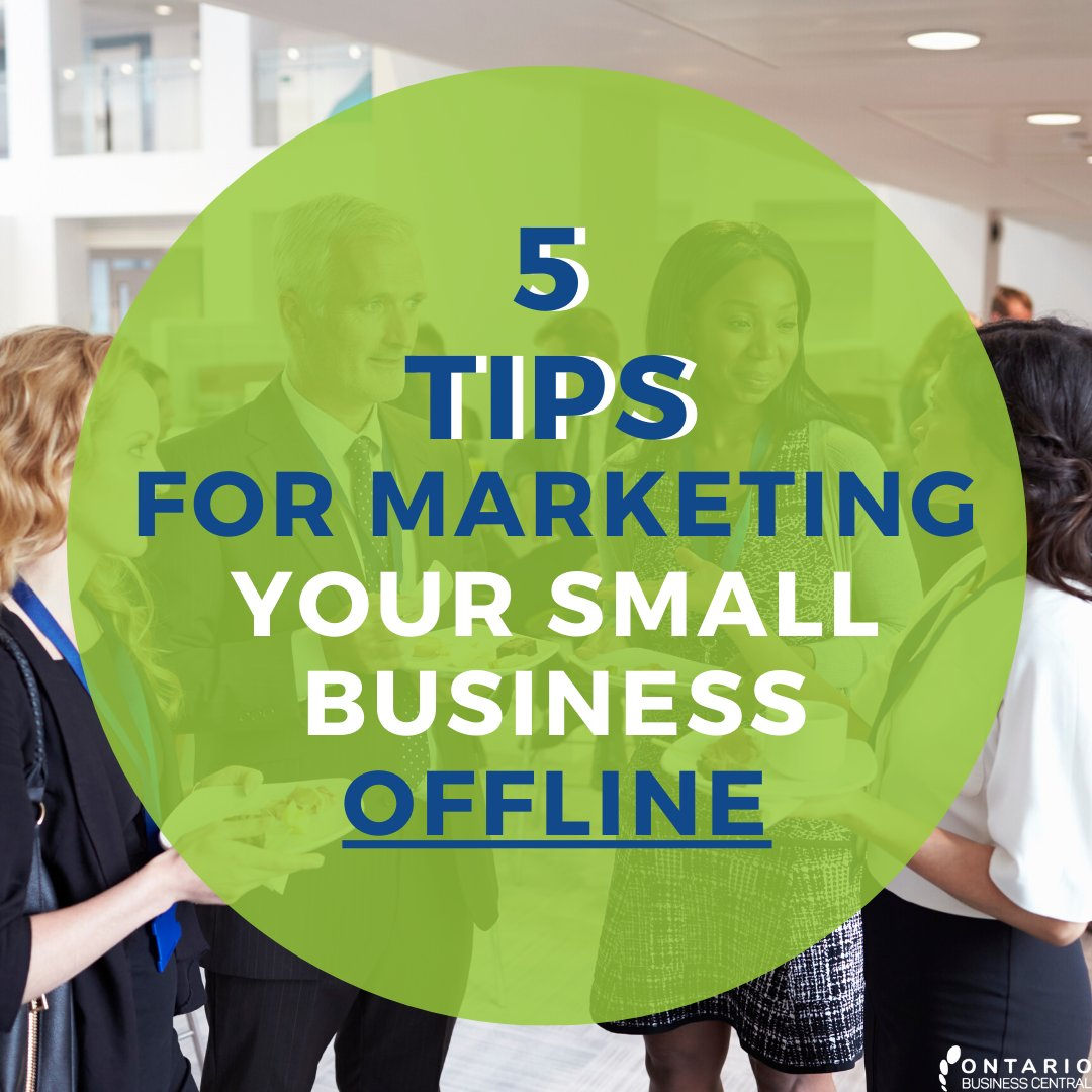 Marketing your business offline is just as important as online marketing when it comes to the success of your business. Check out these 5 tips for marketing your business offline today.   #marketyourbusiness #businesstips #networkforyourbusiness #businessnetworking https://t.co/5BnvZNNoWr
