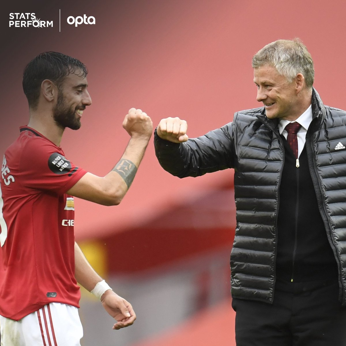 4 - Manchester United have named the same starting XI in four consecutive @premierleague games for the first time since November 2006. Via @OptaJoe #Manchester united pic.twitter.com/Vp9XXtveGr