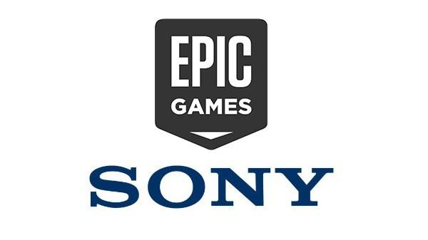 Sony Epic Games logo