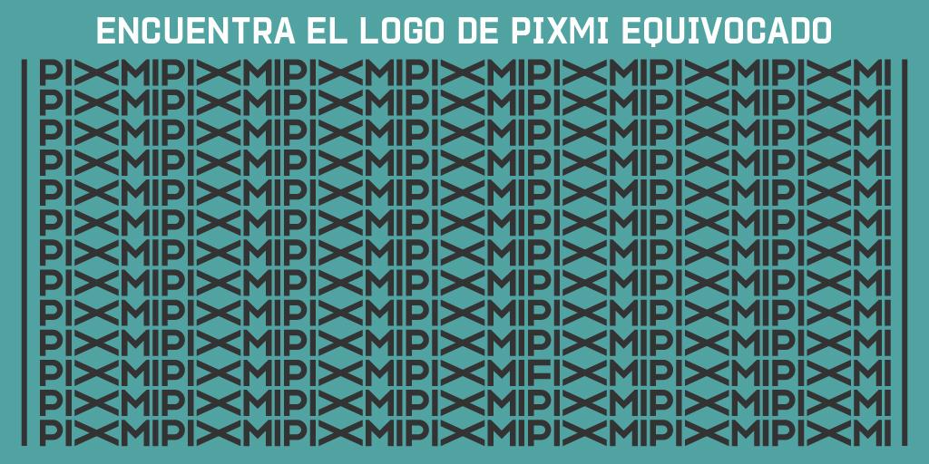¿Podrás encontrar el logo de Pixmi equivocado? deja tu  si lo lograste #reto #PuzzleForToday #challenge  #FelizJuevespic.twitter.com/zBBZJhwjVs