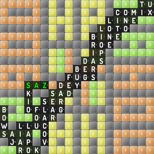 Lux played today's #RarestWord: SKIO for 40pts, def'n at https://t.co/4pRXiP5mLa #game #scrabble #playmath https://t.co/ohRv75PbgO