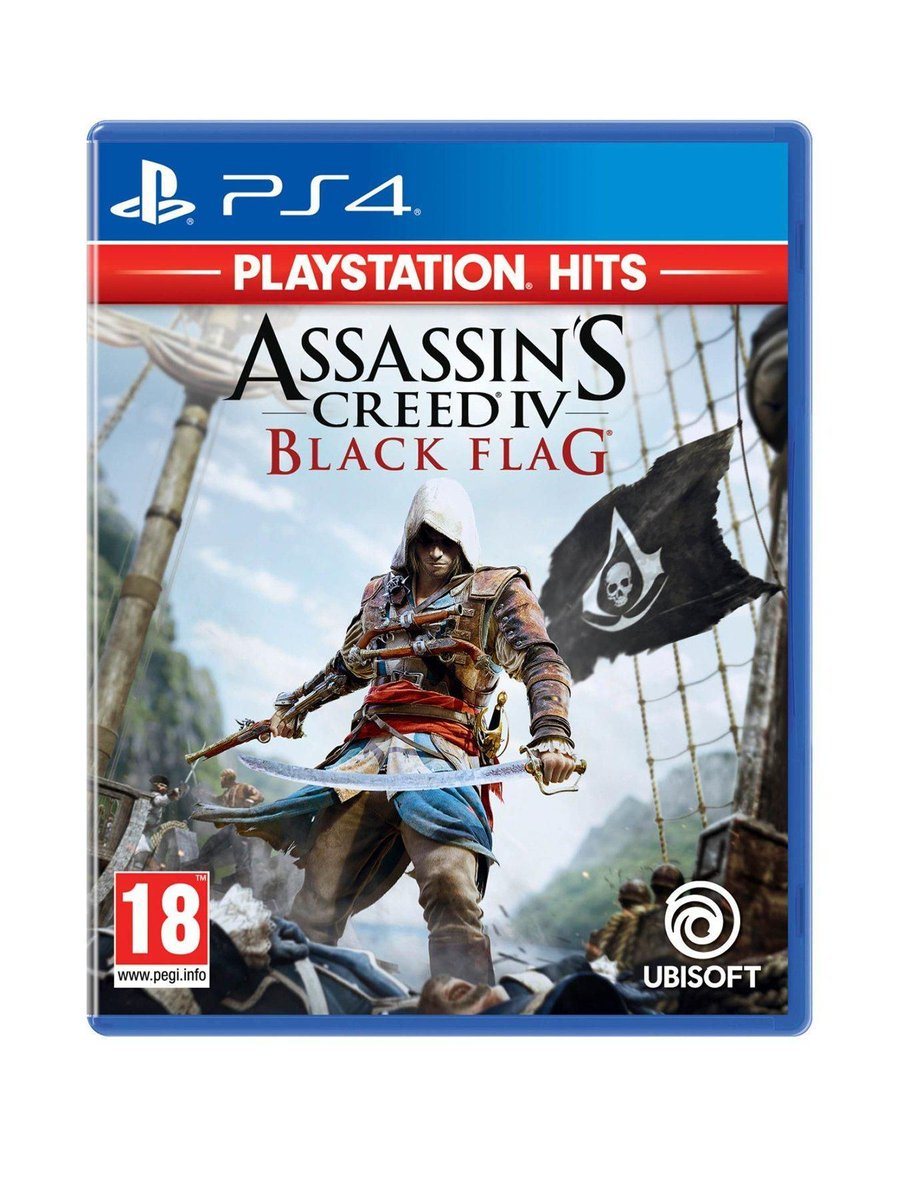 Assassins Creed IV: Black Flag (PS4) for $13.99 at Geek Store https://bit.ly/2ZeAxZF  #AssassinsCreed #assassinscreedblackflag #assassinscreed4 #assassinscreedgame #ps4 #playstation #playstationgames #assassinscreedps4 #assassinscreedps4gamepic.twitter.com/hg2lfIDo6V