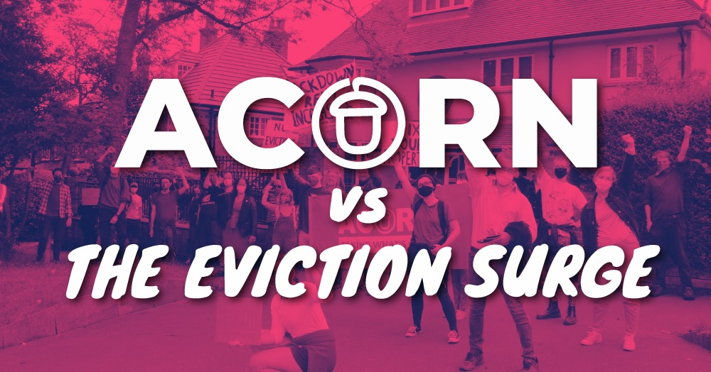 Were preparing to resist a surge evictions when the temporary ban ends in August - come along to our Quarterly General Meeting and get involved! #HousingIsHealth Full details here: facebook.com/events/2288546…