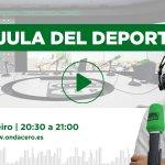 Image for the Tweet beginning: 🔴 #DIRECTO Comienza la @BrujulaDeporte