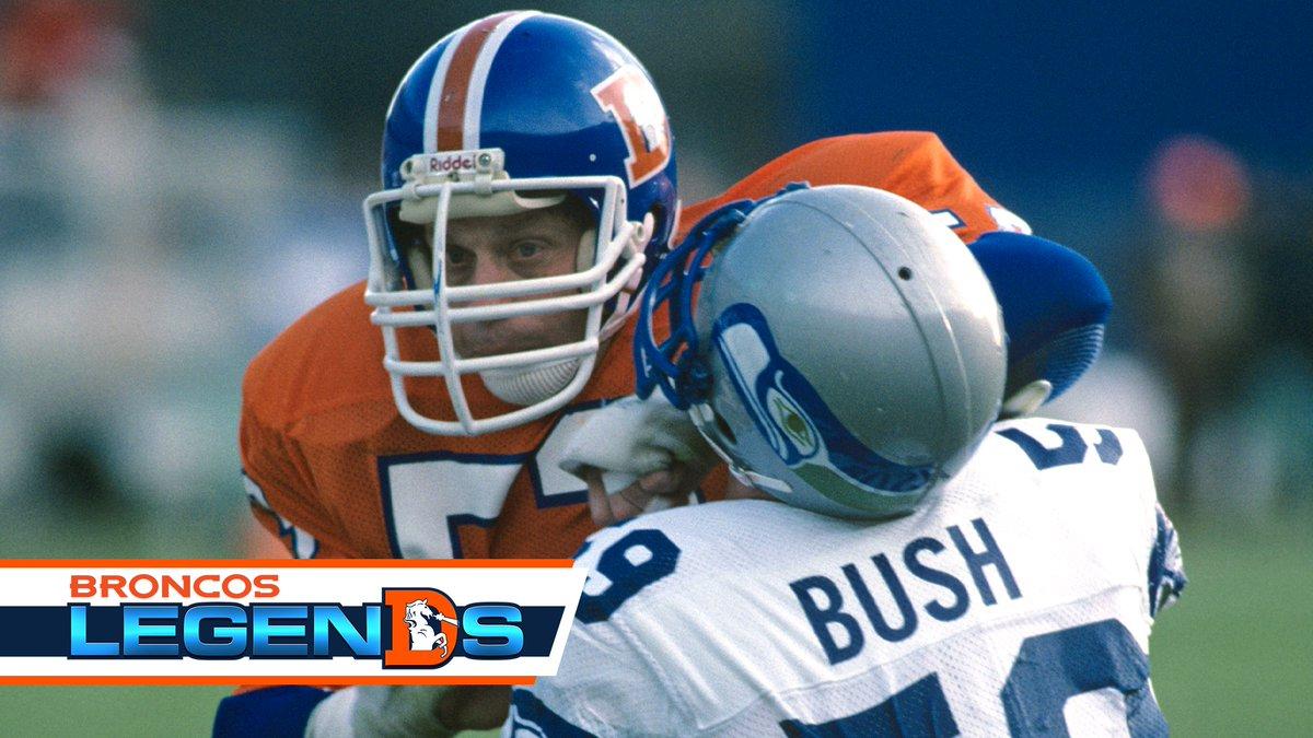 One of the most dominant defenders in #Broncos history. Randy Gradishar x #BroncosLegends