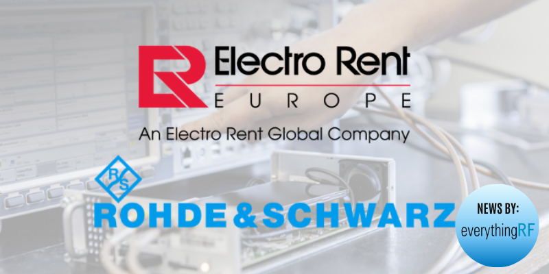 You Can Now Rent Rohde & Schwarz Equipment from Electro Rent in Europe Read More: https://t.co/fcltgvkOcy  @RohdeSchwarz @ElectroRent #ElectroRentEurope #rent #rentalpartner #rentalservices #equipments #RFequipments #testmeasurement #RFtestmeasurement #RFtesting #equipmentrental https://t.co/QSMgEOuvCU