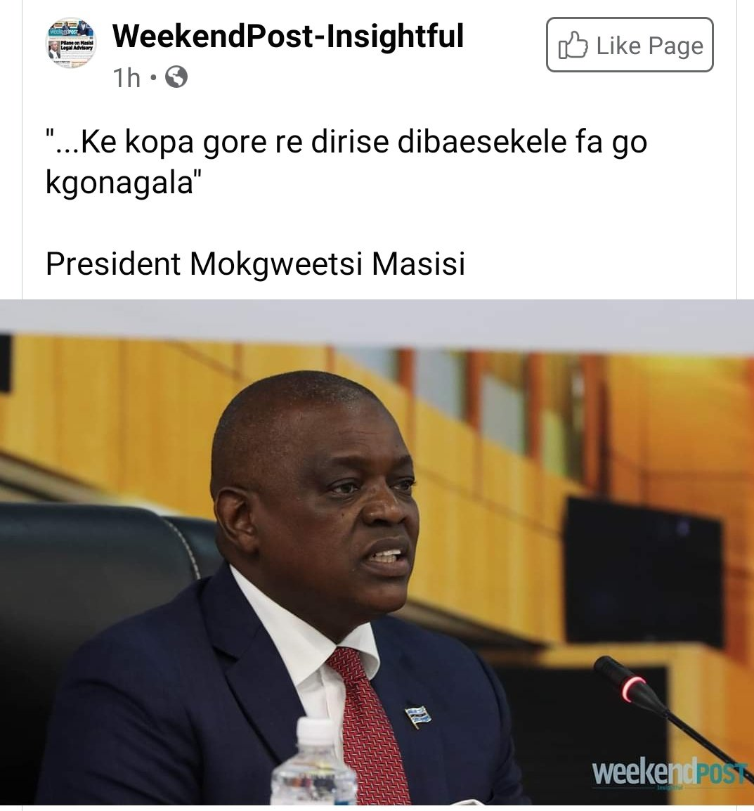 😂 Interestingly the EU Ambassador to Botswana Jan Sadek has done this consistently for some time now, Batswana ba kopa leadership to set the tone 🚲 #PetrolShortage ⛽ https://t.co/4O7gDgb3Qd