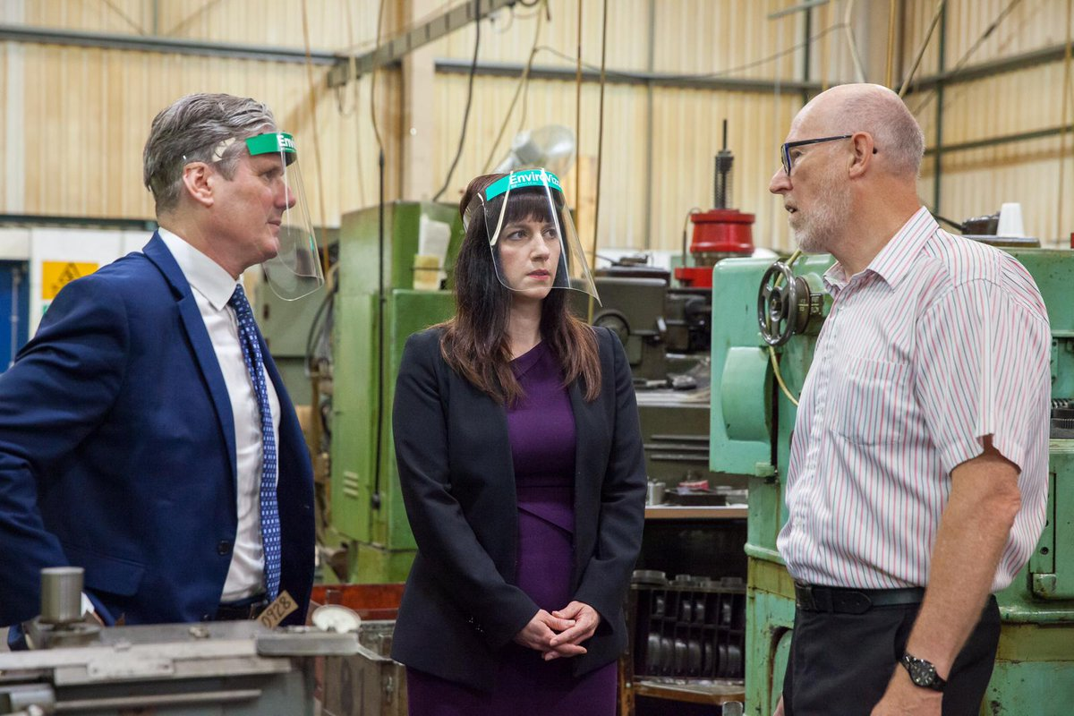 .@bphillipsonMP and I spoke to staff at @BeardandFitch about how theyve managed through the pandemic. Many are worried about the longer term impact. Weve called for a targeted approach to support jobs, not the one size fits all approach the Chancellor has set out.