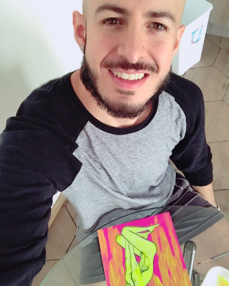 This is me  #marceloarenas #art #painting #acrylic #acrylicpainting #mexicanart #mexicanartist #arte #pintura #pinturaacrilica #artemexicano #artistamexicano #artemexico #artecontemporaneo #mexico #pintor #pintormexicano #beard #male #malefigure #malenude #gayartpic.twitter.com/LIvApzyEVc