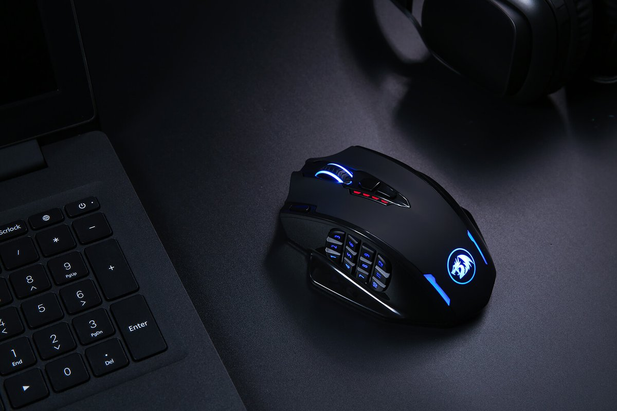 The #redragon M913 is finally out! Get yours today @ http://redragonshop.com   . . #mouse #ps5 #gaming #gamer #fortnitebattleroyale #pubg #ps4 #fortniteclips #fortnitecommunity #fortnitethegame #pcpic.twitter.com/3h8MF4Bmjg