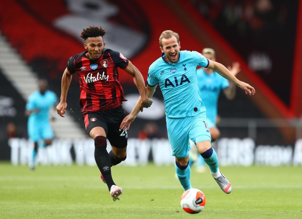 Xem lại bóng đá Bournemouth vs Tottenham, Ngoại hạng Anh – 10/07/2020