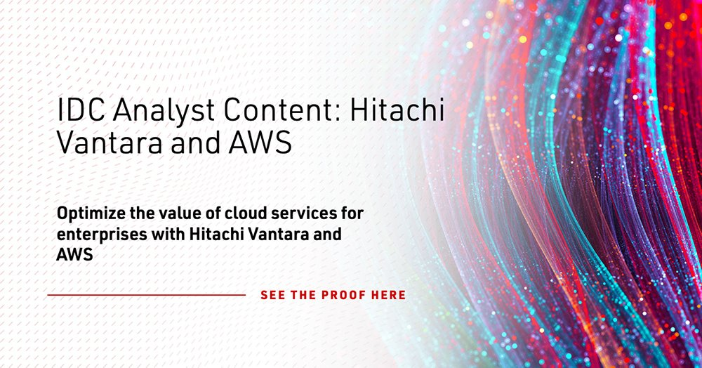 Private, public, and hybrid. Whichever type of #cloud best fits your needs, we have the capabilities to support it. Learn why @IDC says our portfolio on #AWS is especially designed to help firms successfully journey to #cloud: https://t.co/OdVGxUerRH #YourInfrastructureAdvantage https://t.co/EwRmPHK50F