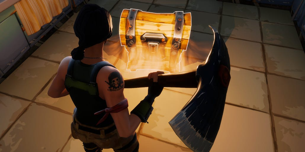 Sony just invested $250 million in the company behind 'Fortnite' (SNE) https://t.co/CS1XSBiJqO https://t.co/iRiagzEMXw